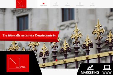 strona www der zaun
