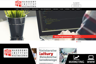 firmowa strona www nink
