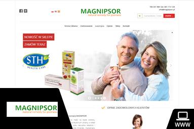 strona www magnipsor