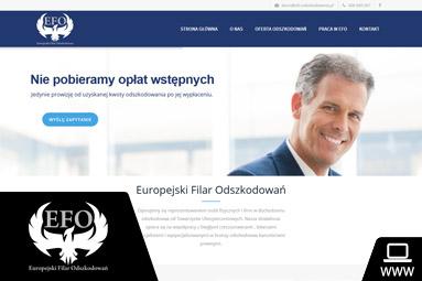 strona firmowa www odszkodowania