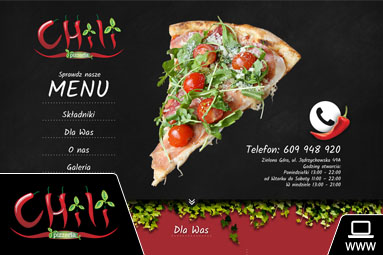 www pizzeria chili zielona góra