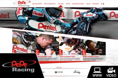 strona internetowa pepe racing