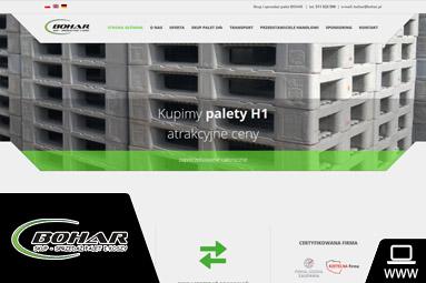 strona internetowa www zielona góra bohar