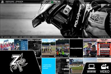 strona internetowa zengi racing